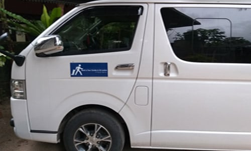 Toyota Hiace TRH 2014 model