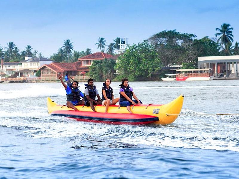 Water Sport In Bentota